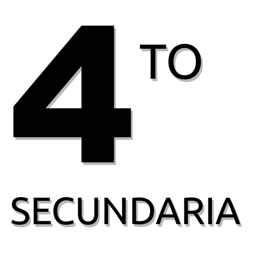4TO DE SECUNDARIA
